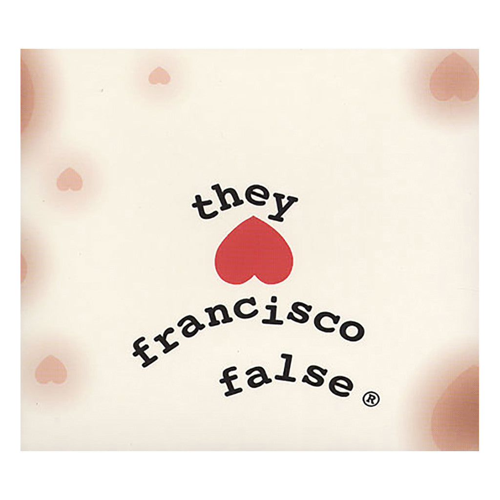 Ceschi - 'They Hate Francisco False' [CD]