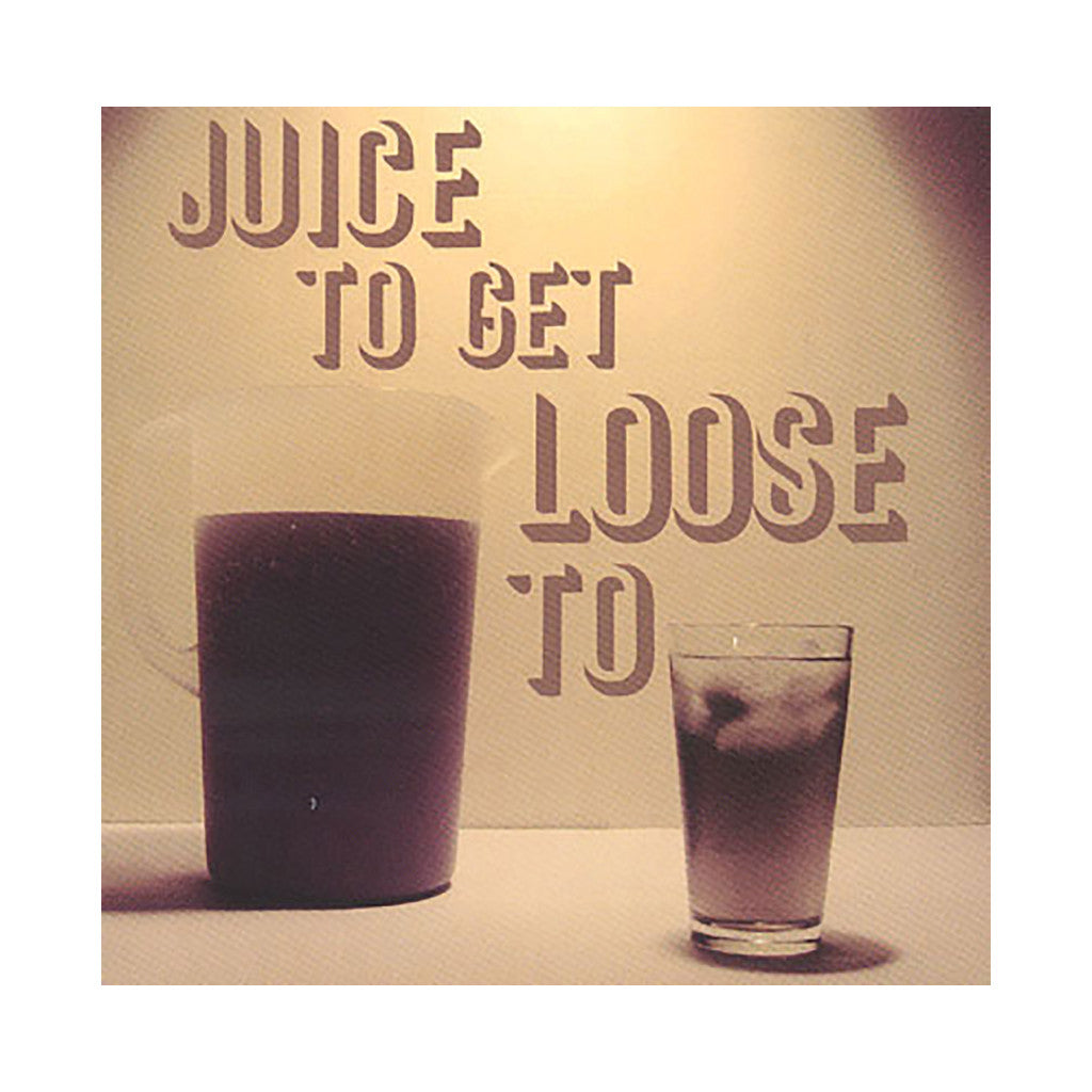 Ivan Ives & Fresh The Hitman - 'Juice To Get Loose To' [CD]