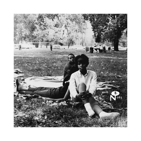 Various Artists - 'Eccentric Soul: Sitting In The Park' [(Black) Vinyl LP]