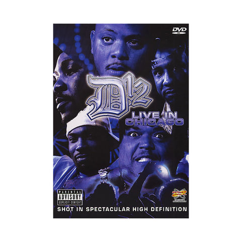 "[""D12 - 'Live In Chicago' [DVD]""]"