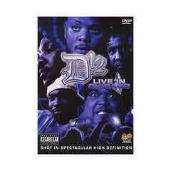 <!--120050101006590-->D12 - 'Live In Chicago' [DVD]