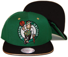 <!--020131001059939-->Mitchell & Ness x NBA - 'Boston Celtics - Tip Off' [(Green) Snap Back Hat]