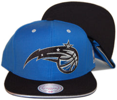 <!--020131001059928-->Mitchell & Ness x NBA - 'Orlando Magic - Tip Off' [(Blue) Snap Back Hat]