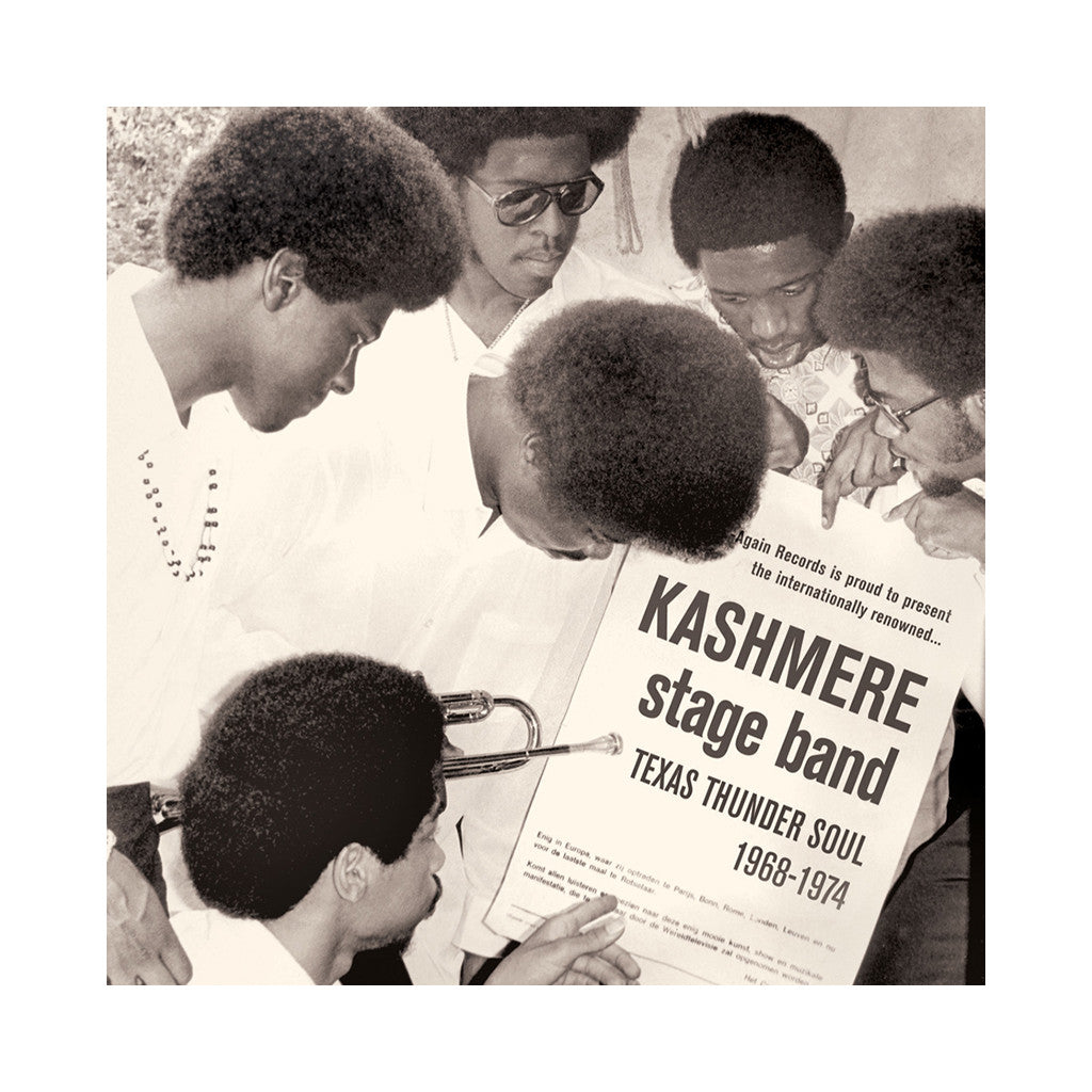 <!--020050726007514-->Kashmere Stage Band - 'Texas Thunder Soul: 1968-1974' [CD [2CD]]