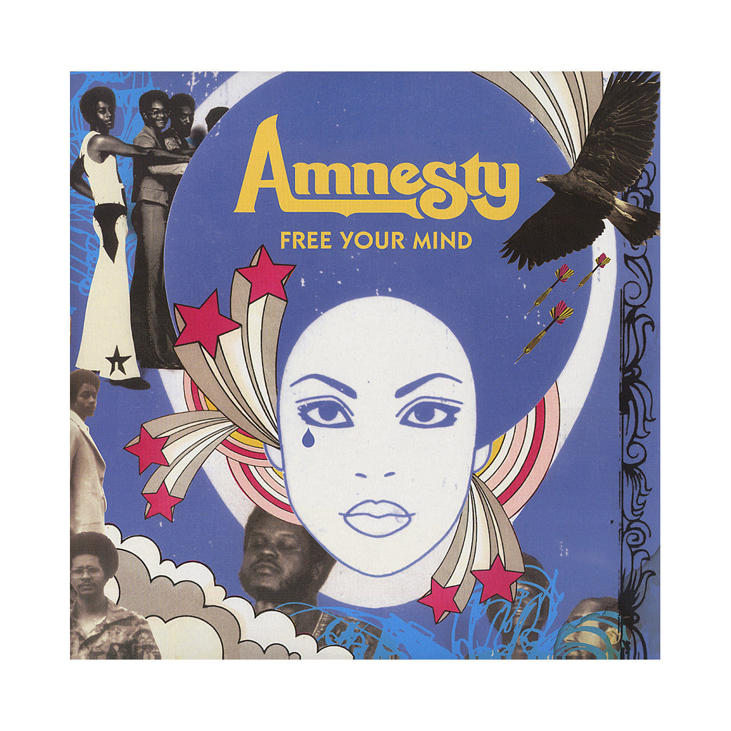<!--020070213008895-->Amnesty - 'Free Your Mind: The 700 West Sessions' [(Black) Vinyl [2LP]]