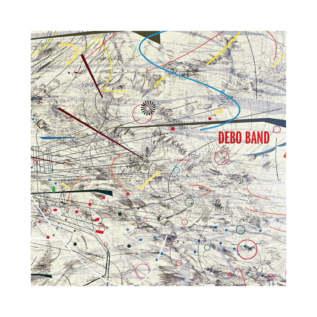 <!--2012071046-->Debo Band - 'Debo Band' [CD]