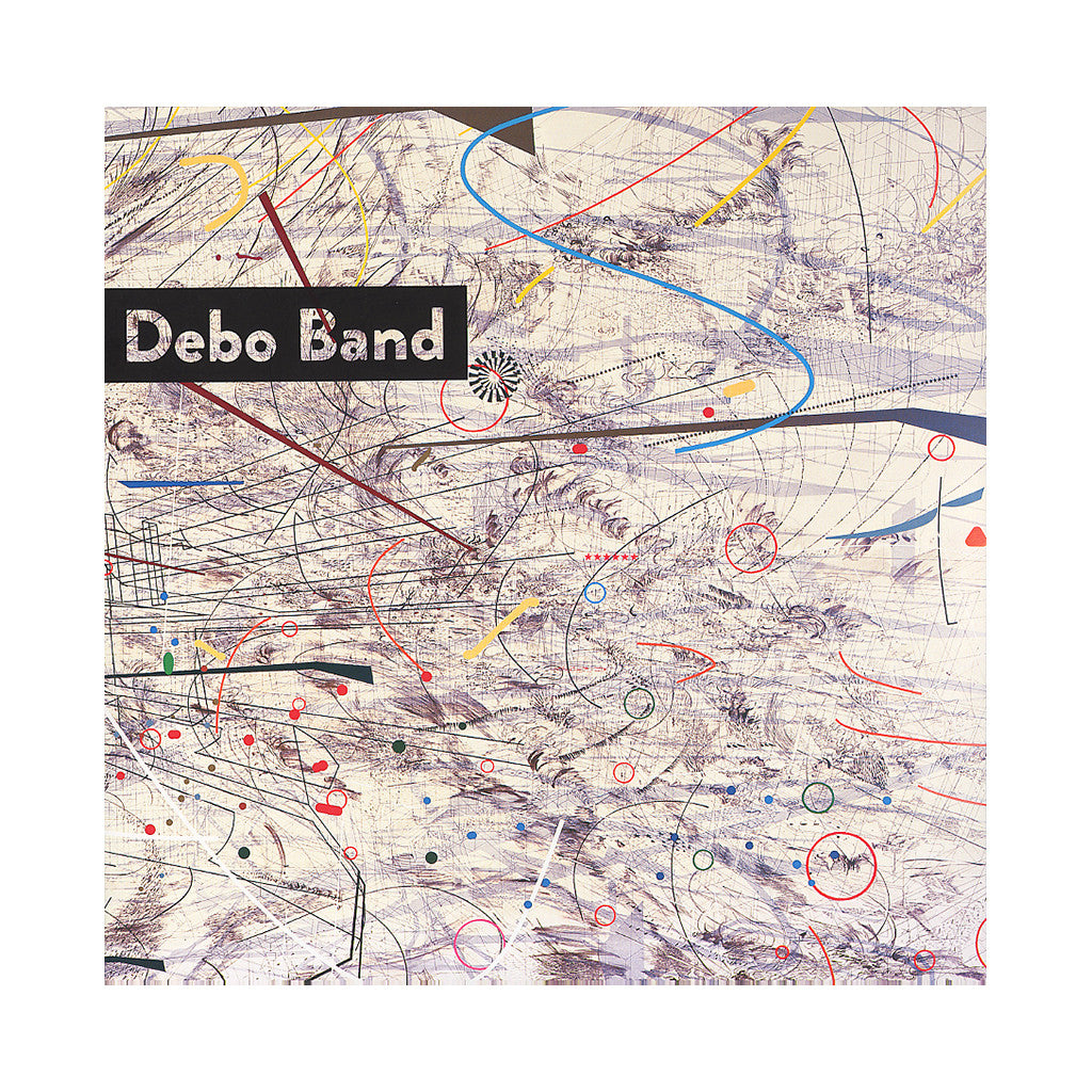 Debo Band - 'Debo Band' [(Black) Vinyl [2LP]]