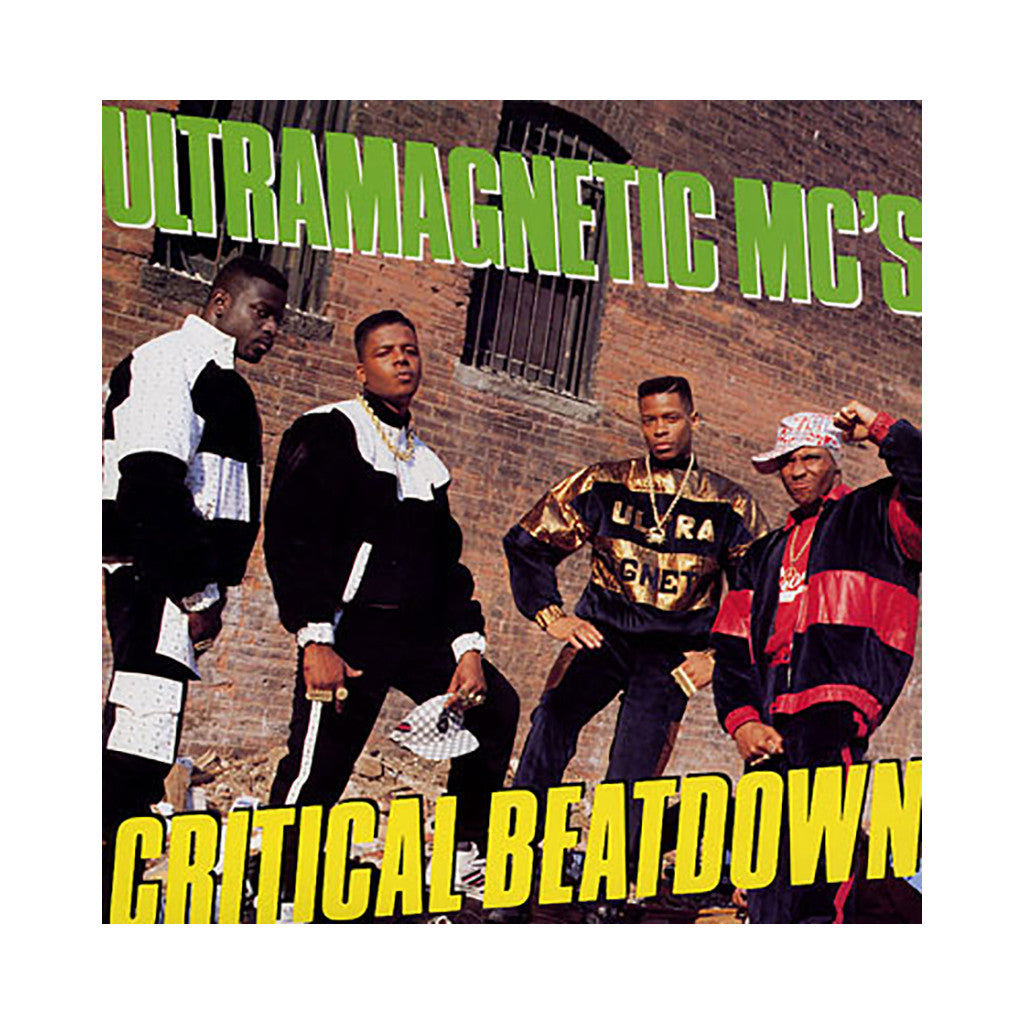 <!--1999060502-->Ultramagnetic MC's - 'Ease Back' [Streaming Audio]