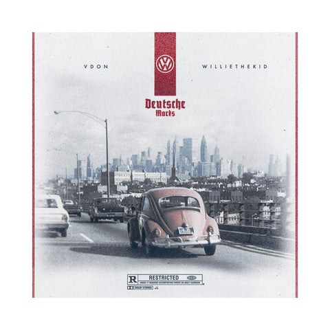 "[""VDon x Willie The Kid - 'Deutsche Marks' [(Black) Vinyl LP]""]"