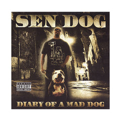 Sen Dog - 'Diary Of A Mad Dog' [CD]