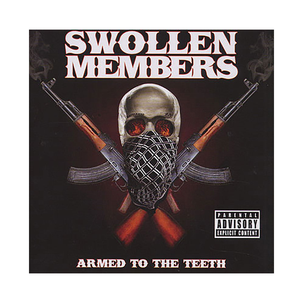 <!--120091027017199-->Swollen Members - 'Armed To The Teeth' [CD]