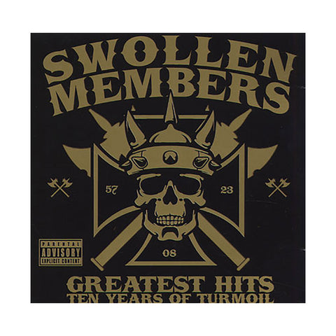 Swollen Members - 'Greatest Hits: Ten Years Of Turmoil' [CD]