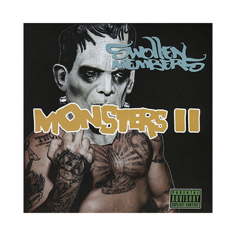 Swollen Members - 'Monsters II (Monsters In The Closet Pt. 2)' [CD]