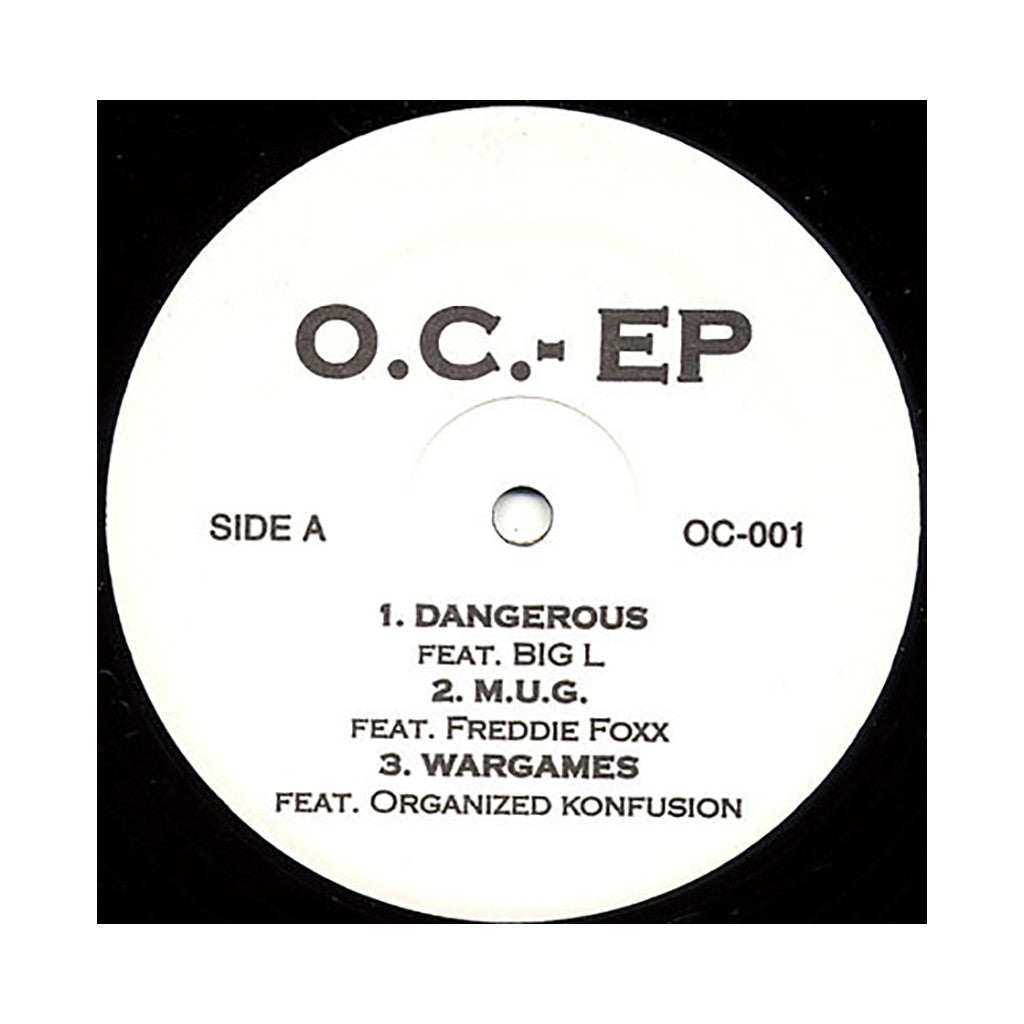 <!--2010030625-->O.C. - 'War Games (INSTRUMENTAL)' [Streaming Audio]