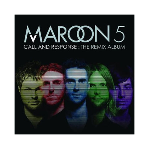 Maroon 5 - 'Call And Response: The Remix Album' [CD]