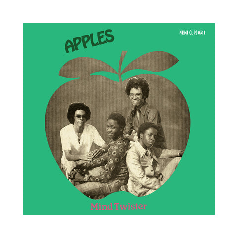 The Apples - 'Mind Twister' [CD]