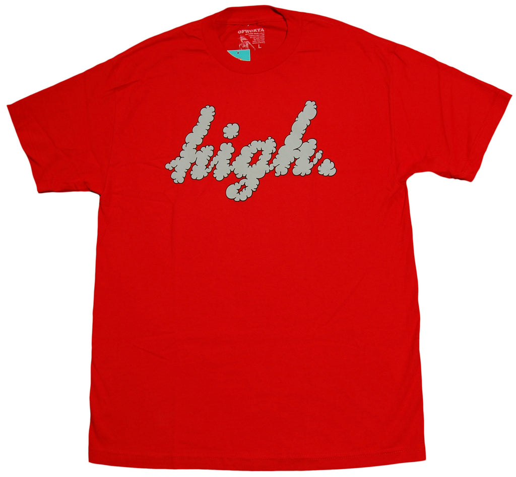 <!--2013082018-->OFWGKTA - 'High Clouds' [(Red) T-Shirt]