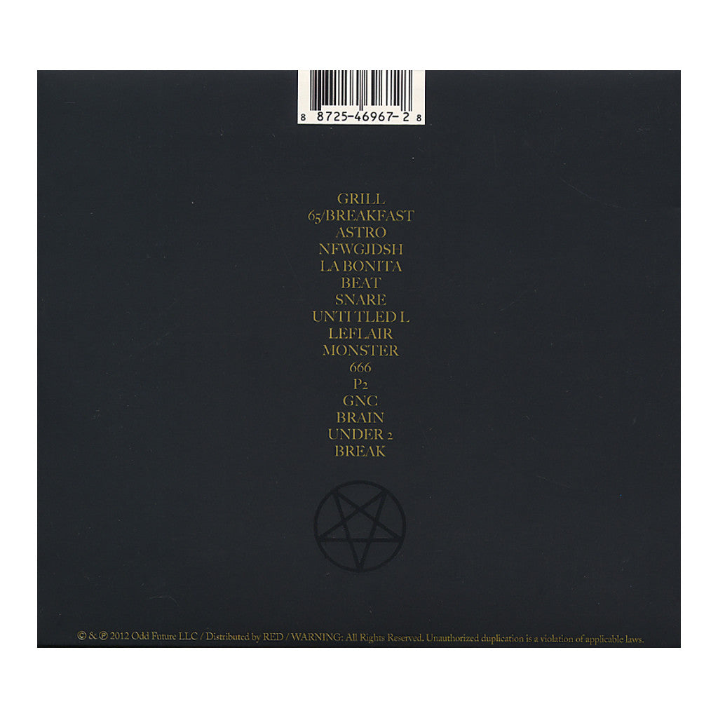 <!--120121009049026-->MellowHype - 'Numbers' [CD]