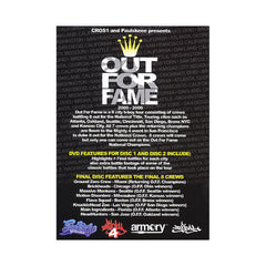 <!--020070605009871-->Out For Fame (CROS1 & Paulskeee Presents) - 'Out For Fame: National B-Boy Championship Tour & Finals 2005 - 2006' [DVD [3DVD]]