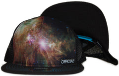<!--020110920036106-->Official - 'Final Frontier Nebula' [(Black) Snap Back Hat]