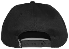 <!--020120925049420-->Official - 'All Black Cali' [(Black) Snap Back Hat]