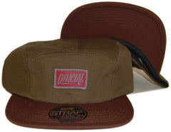 <!--020130820059116-->Official - '1D Pequeno' [(Dark Green) Five Panel Camper Hat]