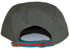 <!--020130820059108-->Official - 'Urbo' [(Dark Green) Five Panel Camper Hat]