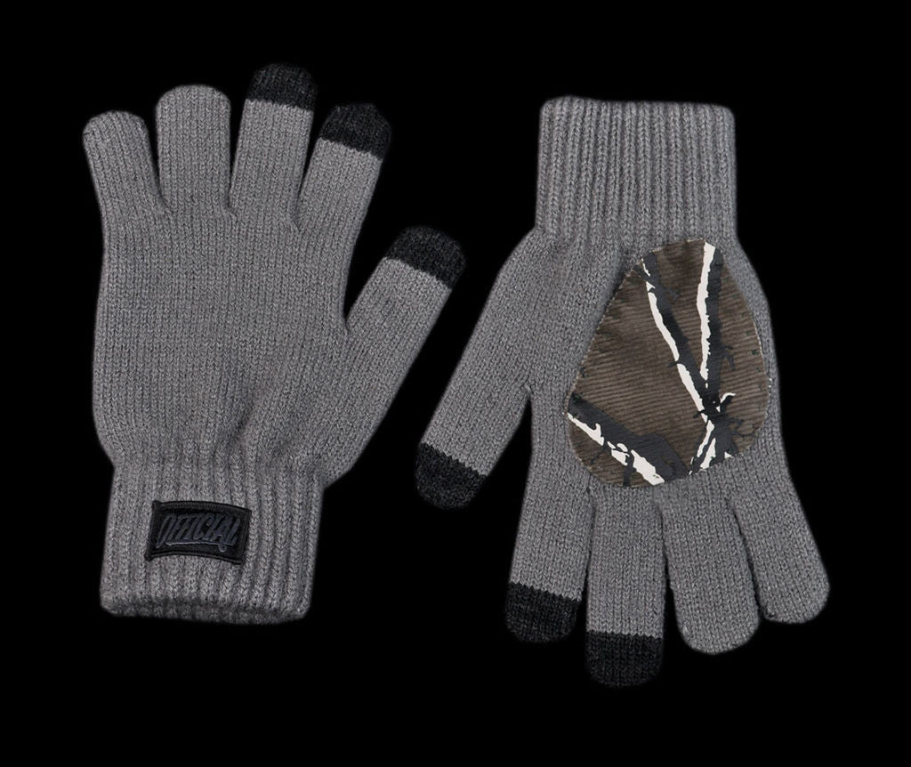 <!--020140808065120-->Official - 'Real Twig Tech' [(Gray) Gloves]