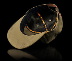 <!--020140808065103-->Official - 'Dolo Reversed' [(Light Brown) Strap Back Hat]