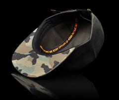 <!--020140808065111-->Official - 'Snakes On An AAV' [(Black) Five Panel Camper Hat]