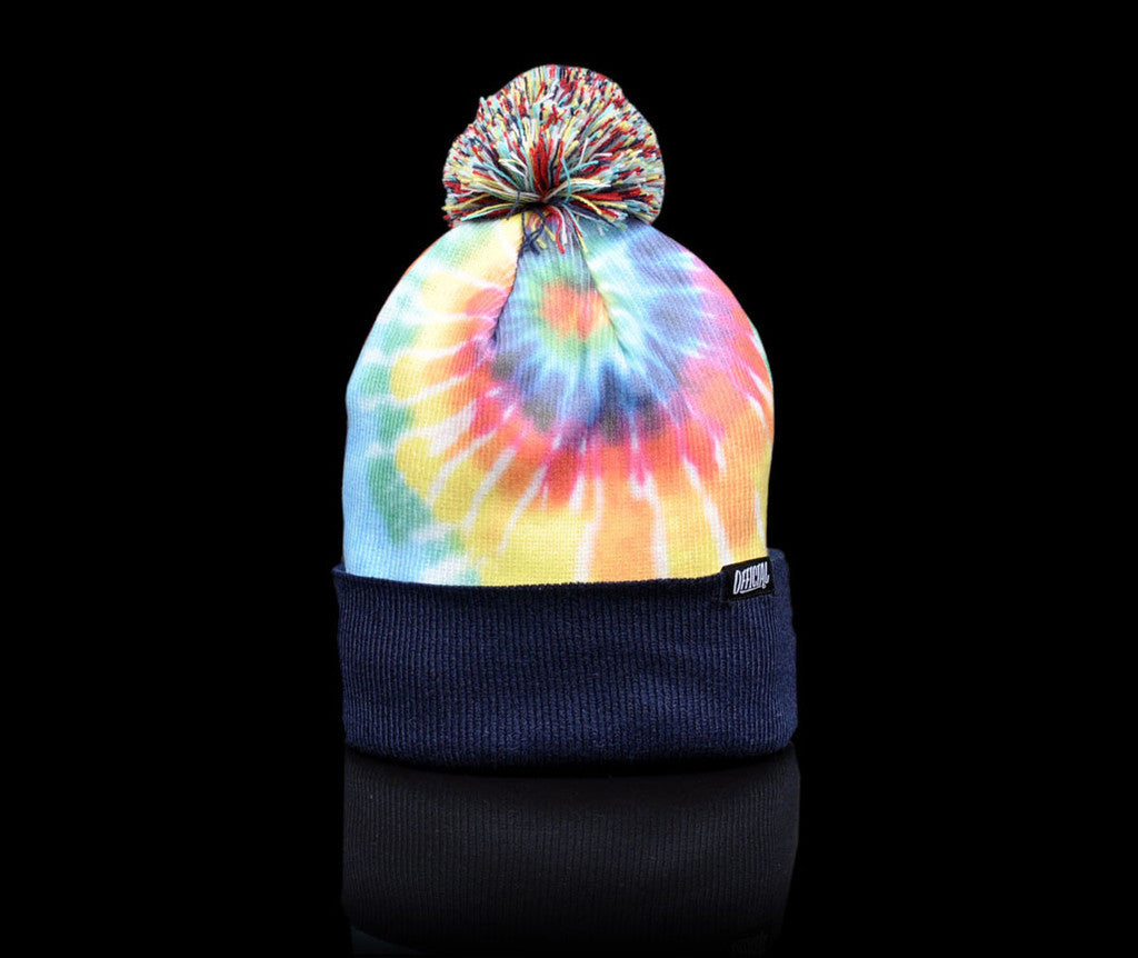 <!--020140808065097-->Official - 'Trippy' [(Multi-Color) Winter Beanie Hat]