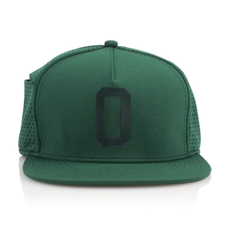 Official - 'O Perf Grn' [(Dark Green) Snap Back Hat]