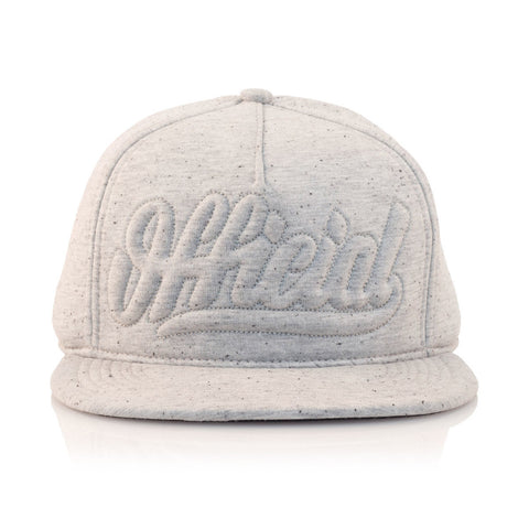 Official - 'The Tryout' [(Gray) Snap Back Hat]