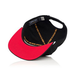 <!--020160725073745-->Official - '#YungCali Push' [(Black) Snap Back Hat]