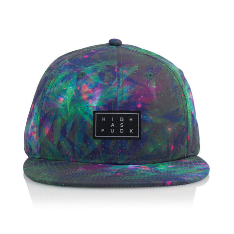 Official - 'HAF Part 2' [(Multi-Color) Snap Back Hat]