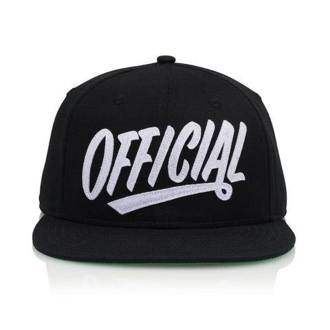 Official - '1D 2.0' [(Black) Snap Back Hat]