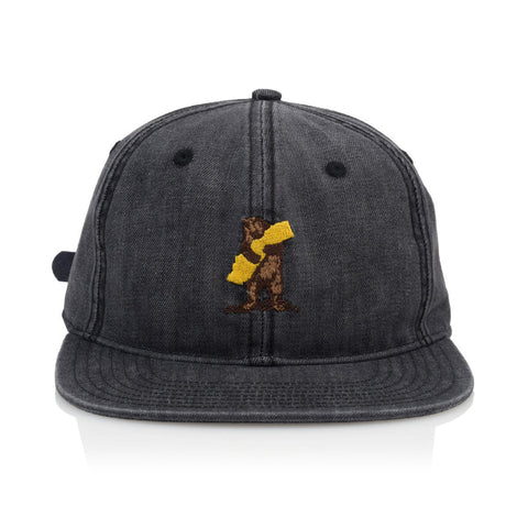 Official - 'Bear BLK' [(Black) Strap Back Hat]