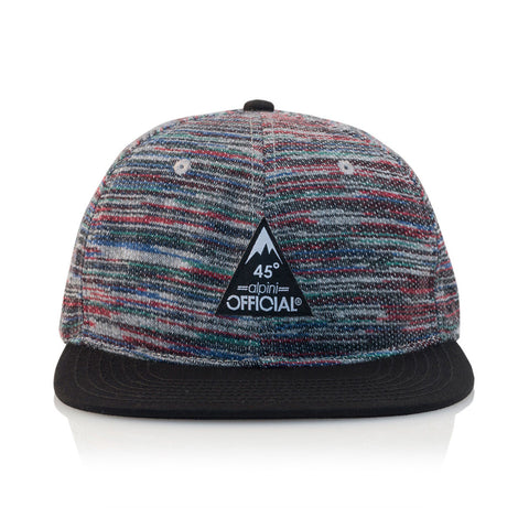 Official - 'Knit Alpini' [(Multi-Color) Snap Back Hat]