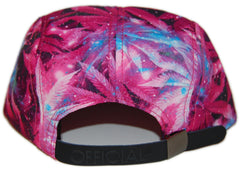 <!--2013090331-->Official - 'HAF Flamingo' [(Pink) Five Panel Camper Hat]
