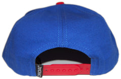 <!--020121204052119-->Official x Keith Haring - 'K. Haring Collab - Blue/ Red' [(Blue) Snap Back Hat]
