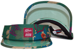 <!--020130730058500-->Official x Stefan Janoski - 'Janoski's Vacation' [(Green) Visor Hat]