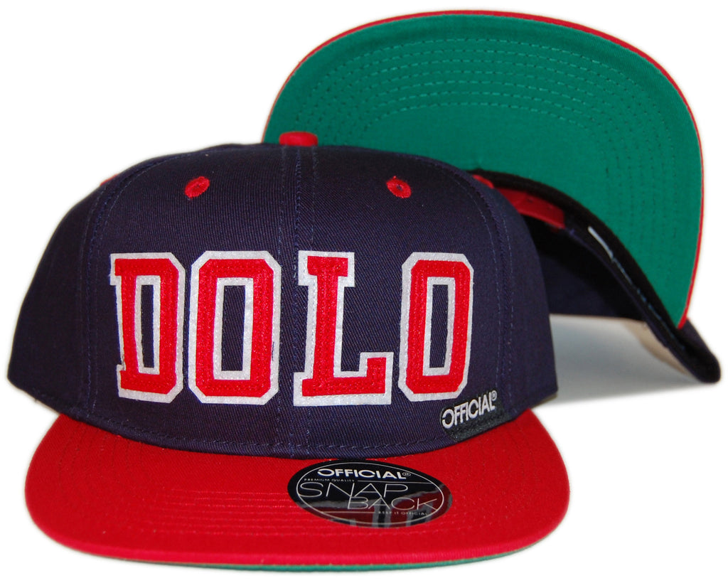<!--020130604056904-->Official - 'Dolo Summer '13' [(Blue) Snap Back Hat]