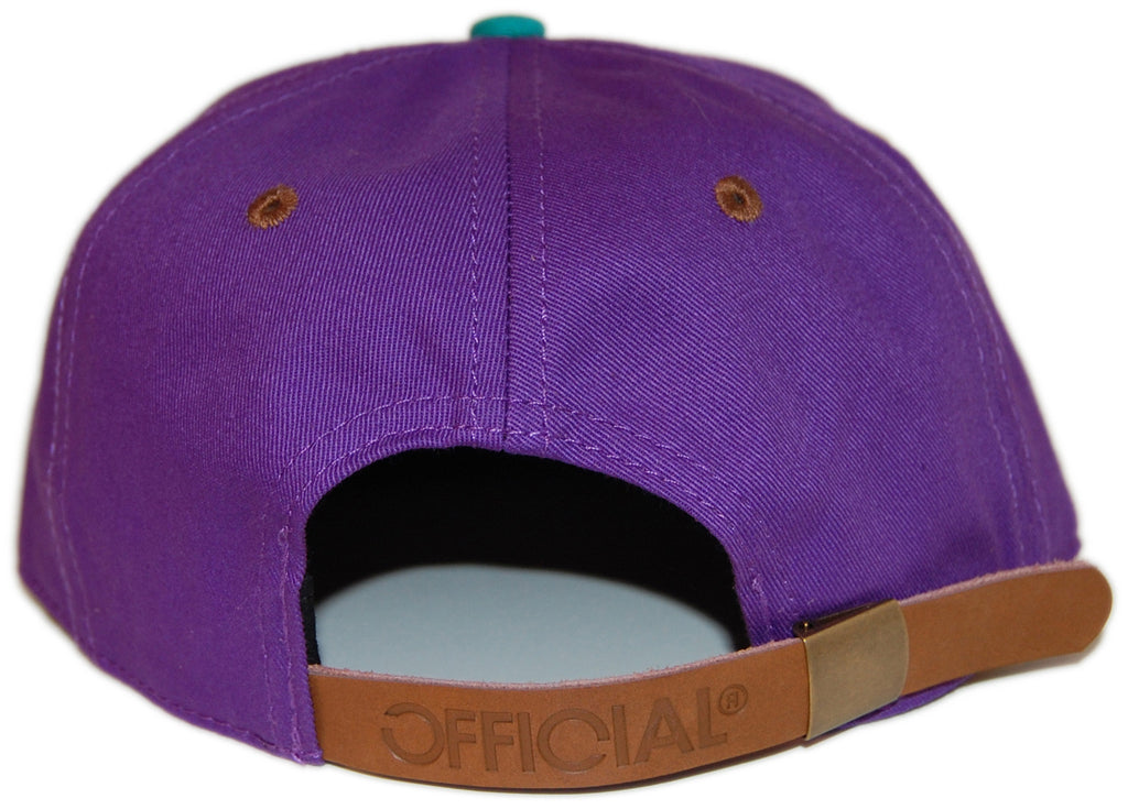 <!--020130604056897-->Official - 'The Officials - Daddy Kane' [(Purple) Snap Back Hat]
