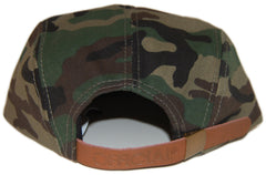 <!--020130604056908-->Official - 'Abso Camper' [(Camo Pattern) Five Panel Camper Hat]