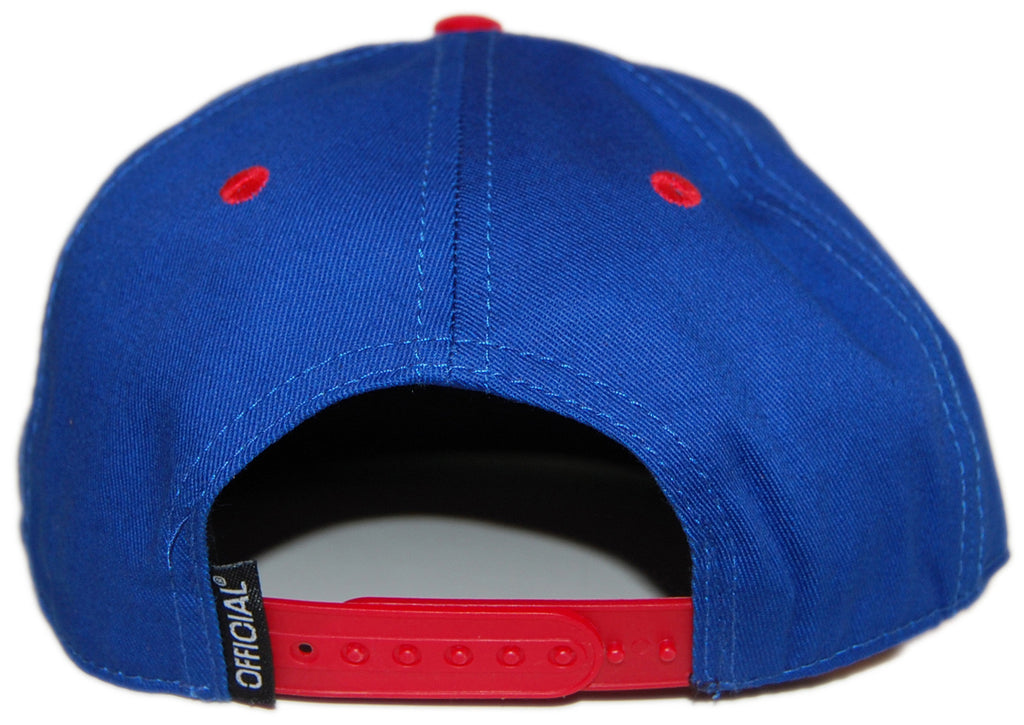 <!--020130129053547-->Official - 'Stay Official Collegiate' [(Blue) Snap Back Hat]