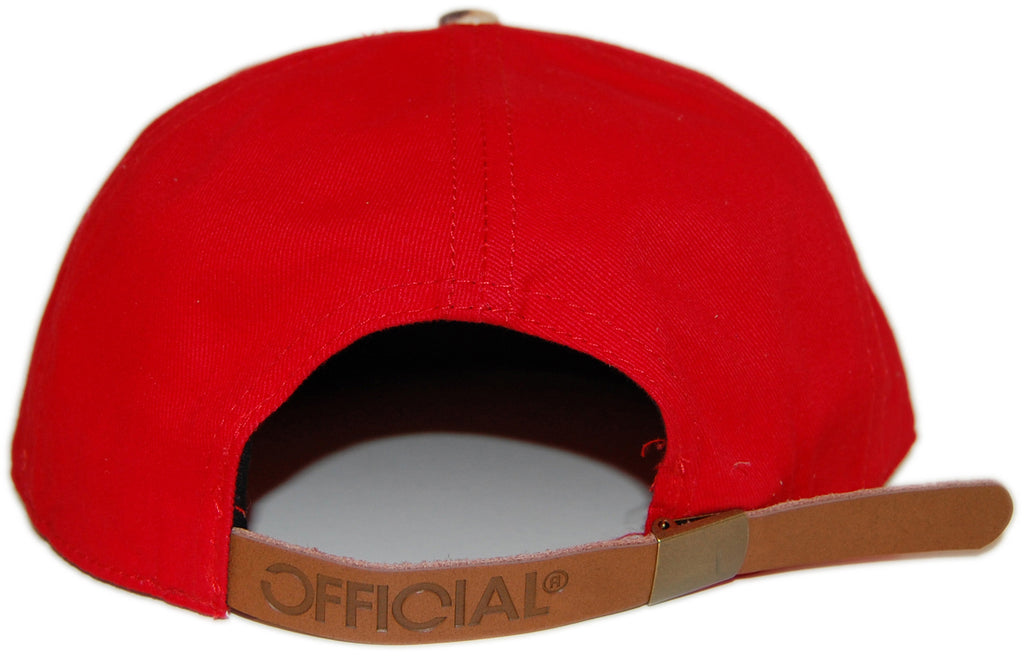 <!--2013012953-->Official - 'Abso Safari' [(Red) Strap Back Hat]