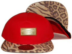 Official - 'Abso Safari' [(Red) Strap Back Hat]