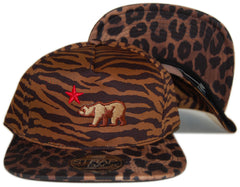 <!--020130129053543-->Official - 'Cali Dolo Safari' [(Multi-Color) Strap Back Hat]