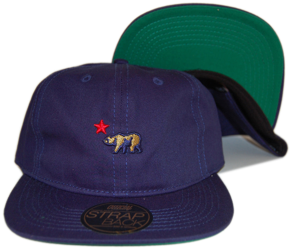 <!--020130129053541-->Official - 'Polo Dolo' [(Dark Blue) Strap Back Hat]