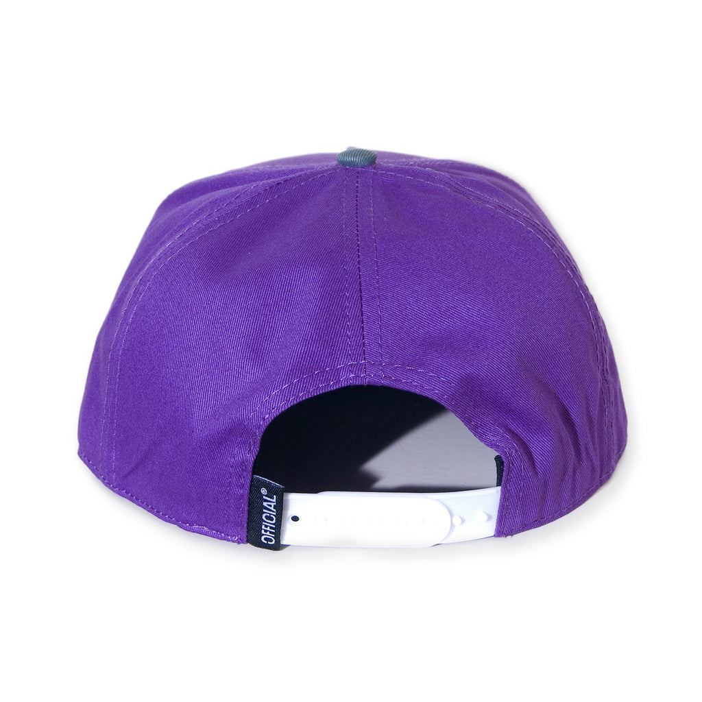 <!--020140210062442-->Official - 'Purps - Patroit' [(Purple) Snap Back Hat]